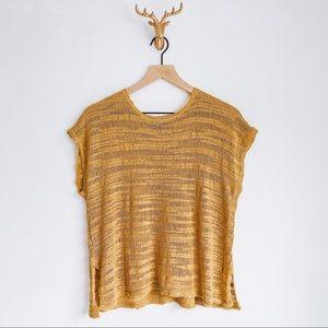 Kerisma Knit Top Size Medium